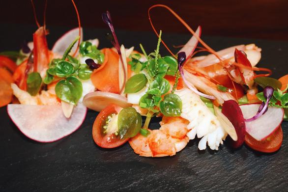 Nhà hàng The Secret -  Không gian 'vàng' của ẩm thực Á Đông tại Côn Đảo - Ảnh 4.