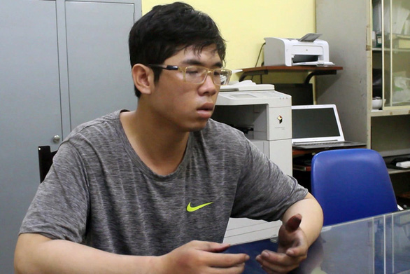 Khởi tố, bắt tạm giam thanh niên cướp Agribank Đồng Nai - Ảnh 1.
