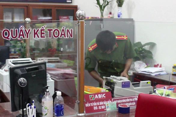 Khởi tố, bắt tạm giam thanh niên cướp Agribank Đồng Nai - Ảnh 2.