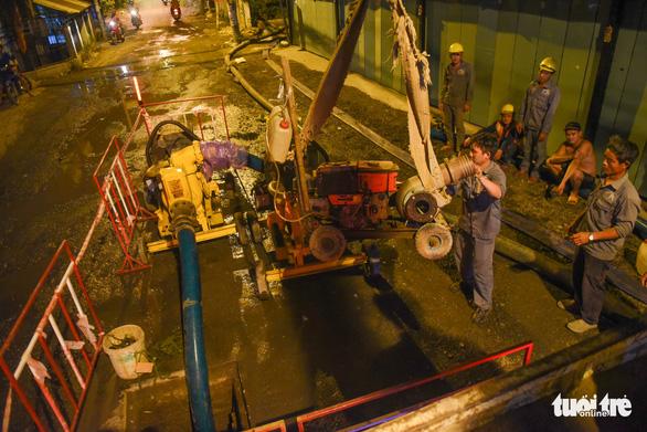 Cận cảnh robot khảo sát cống ngầm ở TP.HCM - Ảnh 5.