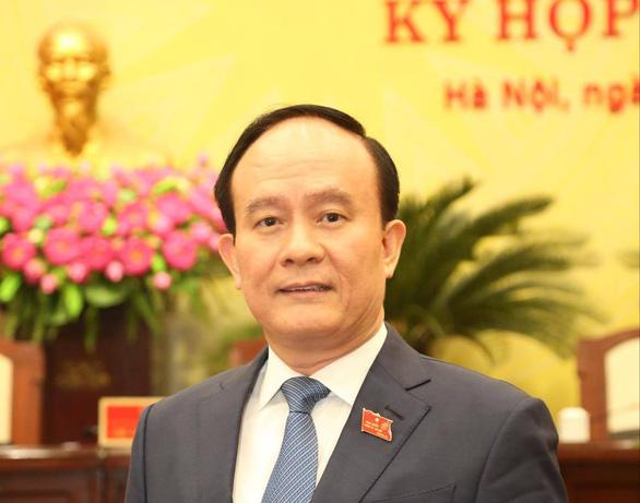 Ông Nguyễn Ngọc Tuấn làm chủ tịch HĐND thành phố Hà Nội - Ảnh 1.