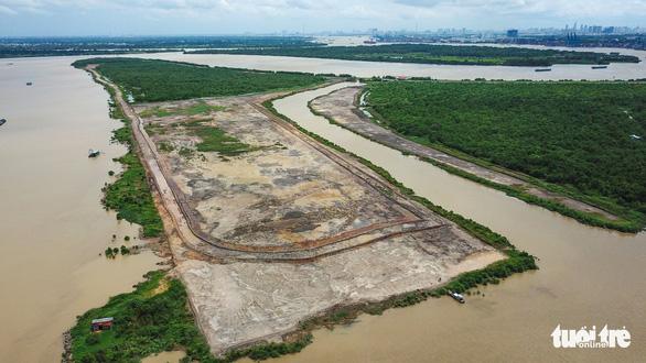 TP.HCM hủy bỏ 61 dự án thu hồi đất do quá 3 năm chưa triển khai - Ảnh 1.