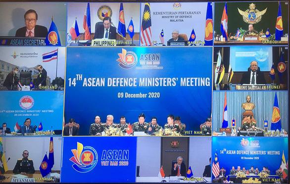 Thống nhất diễn tập hàng hải ASEAN - Nga năm 2021 - Ảnh 2.