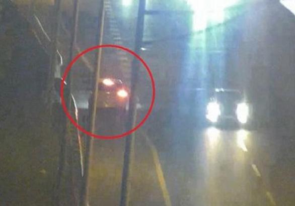 Tài xế không có bằng lái, đi ngược chiều trên cao tốc bị phạt 22 triệu đồng - Ảnh 1.