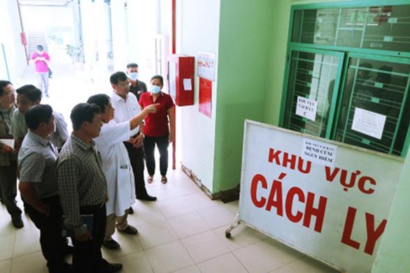 Khánh Hòa chuẩn bị 3 bệnh viện có thể tiếp nhận đến 1.000 bệnh nhân - Ảnh 1.