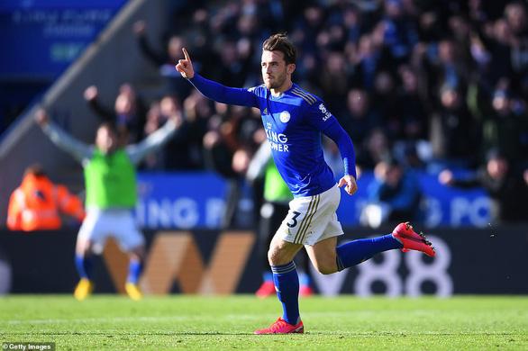 Chelsea và Leicester chia điểm sau màn rượt đuổi tỉ số hấp dẫn - Ảnh 3.