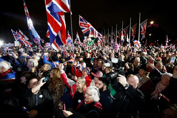 Nước Anh chính thức ra khỏi EU sau 47 năm gắn bó - Ảnh 3.