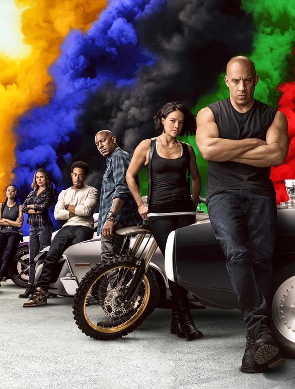 Fast & Furious 9 tung trailer với cảnh đua xe cực gây tò mò, tại sao? - Ảnh 3.