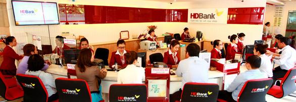 Lợi nhuận HDBank vượt mốc 5.000 tỉ đồng - Ảnh 1.