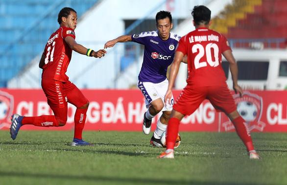 V-League 2020 chuẩn bị cho việc khai mạc vào ngày 7-3 - Ảnh 1.