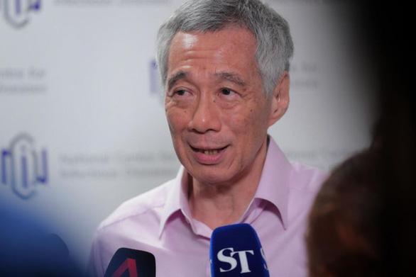 Thủ tướng Lý Hiển Long: Đeo khẩu trang cho bạn cảm giác an toàn giả tạo - Ảnh 1.