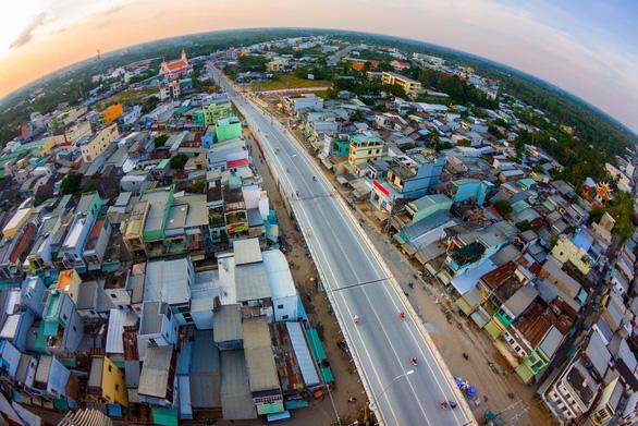 Hậu Giang công bố thành lập thành phố Ngã Bảy - Ảnh 2.