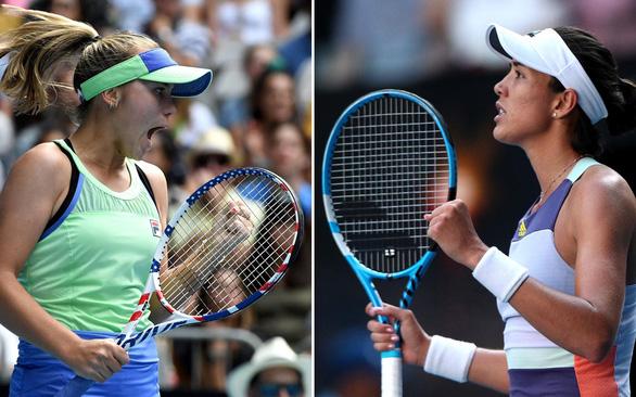 Chung kết đơn nữ Giải quần vợt Úc mở rộng 2020: Cuộc chiến nước và lửa - Ảnh 1.