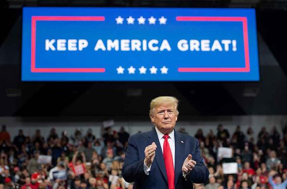 Ngày ông Trump được tha bổng đến gần - Ảnh 1.