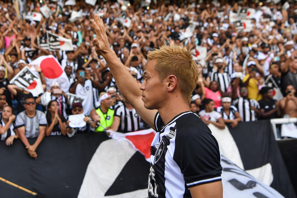 Keisuke Honda và cuộc viễn chinh đến Brazil - Ảnh 1.