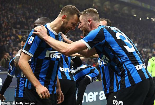 Inter thắng ngược AC Milan sau khi bị dẫn trước 2 bàn - Ảnh 3.