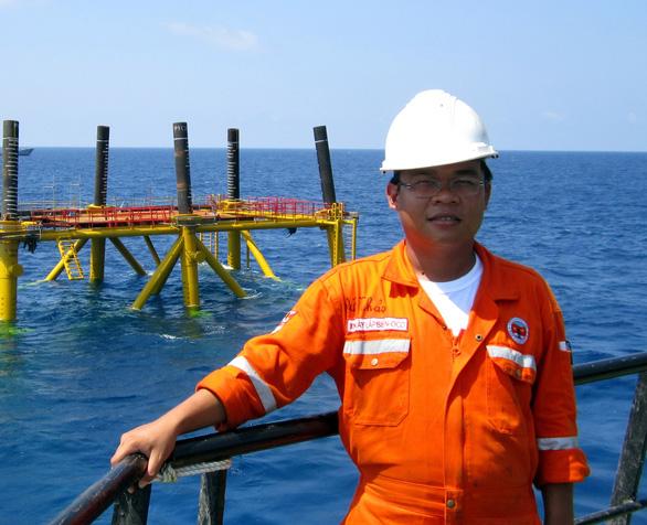 Kỹ sư trẻ dầu khí và sáng kiến tiền tỉ - Ảnh 1.