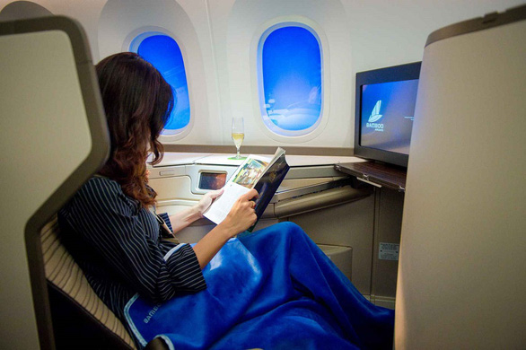 Bamboo Airways tăng tần suất bay Hà Nội - TP HCM lên tới 36 chuyến/ngày từ 15/2 - Ảnh 1.