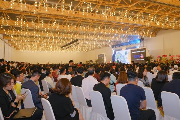 Tín hiệu từ dự án siêu đô thị của chủ đầu tư Hàn quốc - Ảnh 1.