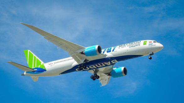 Bamboo Airways tăng tần suất bay Hà Nội - TP HCM lên tới 36 chuyến/ngày từ 15/2 - Ảnh 3.