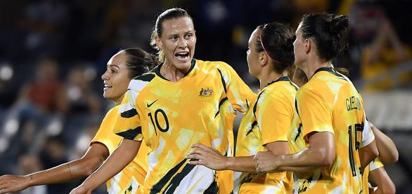 Tuyển nữ Trung Quốc và Úc vào vòng play-off, Thái Lan thua cả 3 trận - Ảnh 1.