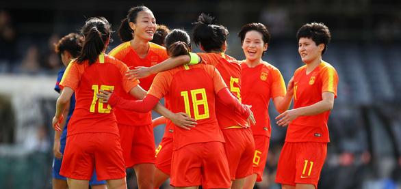 Tuyển nữ Trung Quốc và Úc vào vòng play-off, Thái Lan thua cả 3 trận - Ảnh 2.