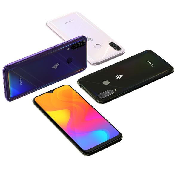 Vingroup tung tiếp smartphone cảm biến vân tay, giá từ 2,29 - 2,69 triệu đồng - Ảnh 1.