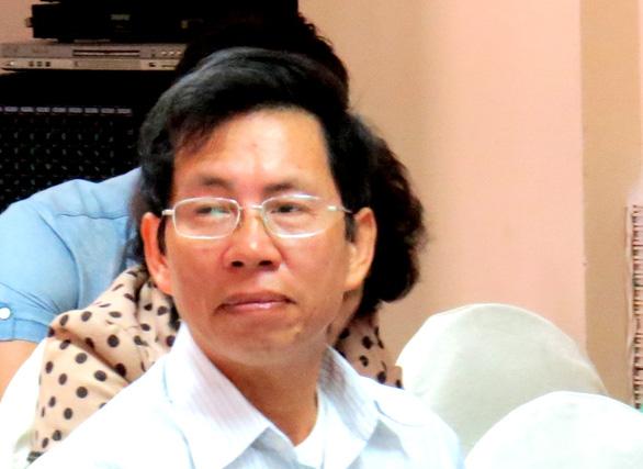 Phó chủ tịch UBND TP Nha Trang Lê Huy Toàn sắp hầu tòa - Ảnh 1.