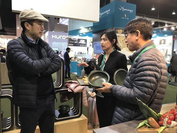 Gốm sứ Minh Long ấn tượng tại triển lãm quốc tế Ambiente 2020 - Ảnh 3.