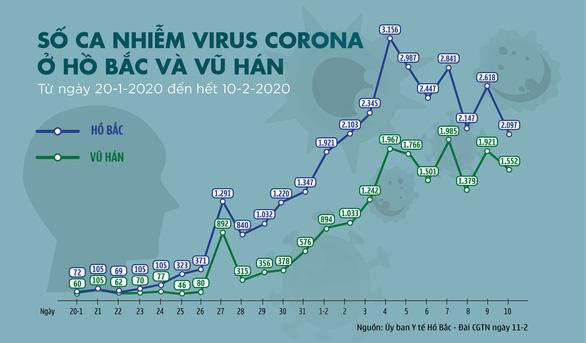 Dịch corona ngày 11-2: WHO chính thức đặt tên dịch bệnh là Covid-19 - Ảnh 2.