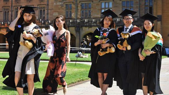 Các đại học Úc mất hơn 2 tỉ đô vì virus corona - Ảnh 2.