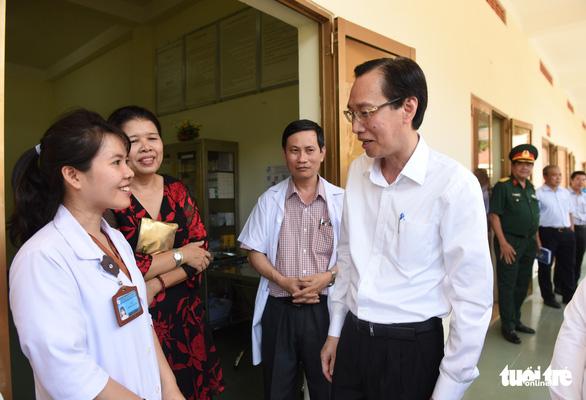 TP.HCM tiếp tục xây dựng thêm một số bệnh viện dã chiến - Ảnh 2.