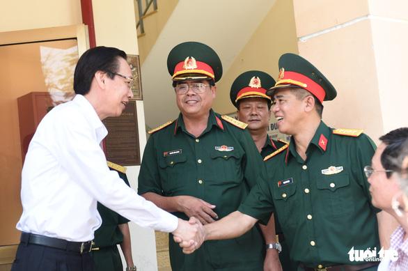 TP.HCM tiếp tục xây dựng thêm một số bệnh viện dã chiến - Ảnh 3.