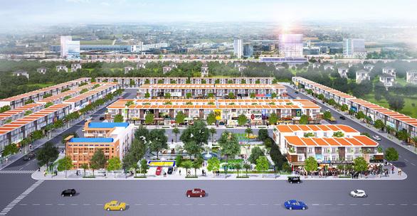 Công bố giai đoạn 2 phố thương mại Lộc Phát - Ảnh 3.