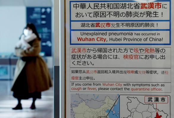 2/3 số chuyến bay quốc tế từ Trung Quốc bị hủy vì virus corona - Ảnh 1.