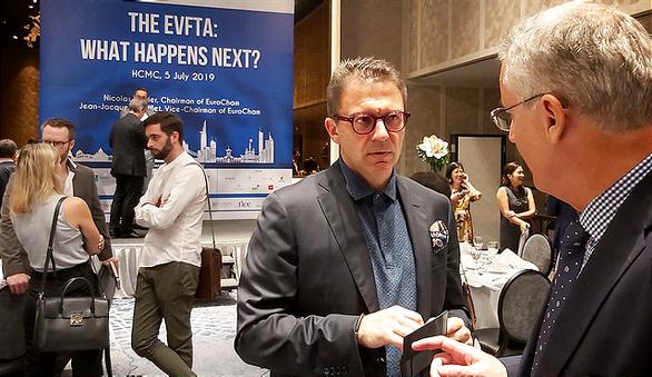 Nghị viện châu Âu thông qua EVFTA: một thập kỷ nỗ lực không ngừng nghỉ - Ảnh 1.