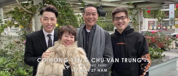 Trường Giang - Nhã Phương thành đôi vợ chồng già trong MV của Đức Phúc - Ảnh 3.