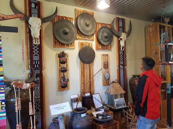 Bảo tàng Churu ở nhà thờ Ka Đơn - Ảnh 2.