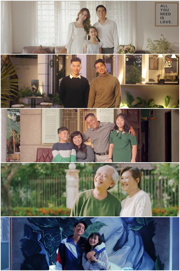 Trường Giang - Nhã Phương thành đôi vợ chồng già trong MV của Đức Phúc - Ảnh 2.