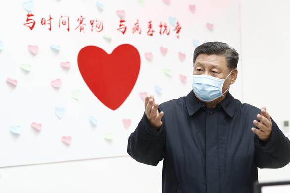 Ông Tập Cận Bình: Thắng virus corona xong, Trung Quốc càng phồn vinh hưng thịnh - Ảnh 1.