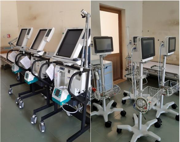 Nhiều bệnh viện đóng góp nguồn lực cho bệnh viện dã chiến TP.HCM - Ảnh 3.