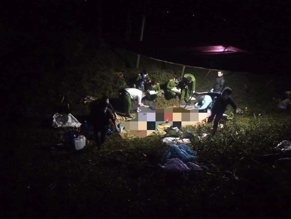 3 người trong gia đình tử vong trên đường đi chùa về - Ảnh 1.