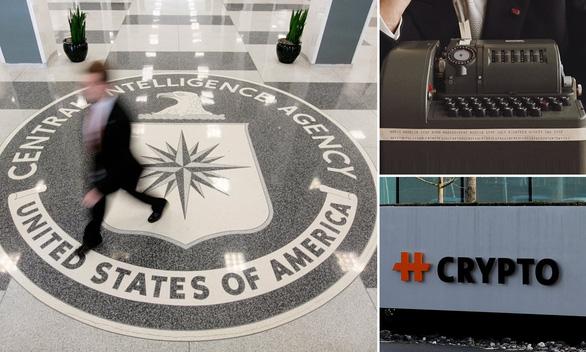 Nửa thế kỷ qua, tình báo Mỹ đang đọc lén thông tin mật của các nước? - Ảnh 1.