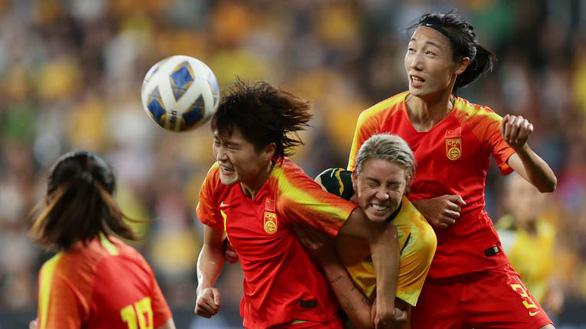 Tuyển nữ Việt Nam và Úc tranh vé dự Olympic Tokyo 2020 - Ảnh 1.