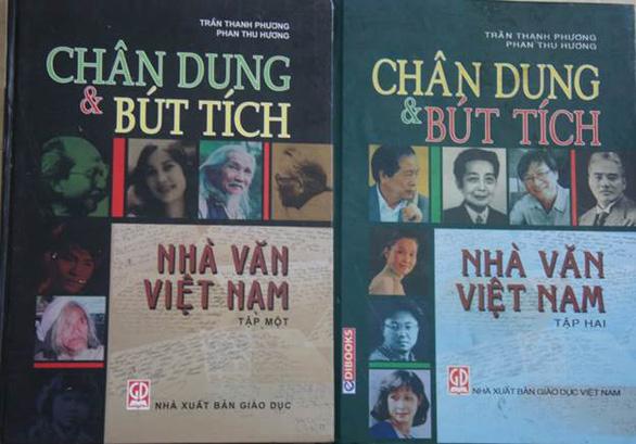 Nhớ Trần Thanh Phương - người giữ kỷ lục về sưu tập chân dung và bút tích nhà văn - Ảnh 2.