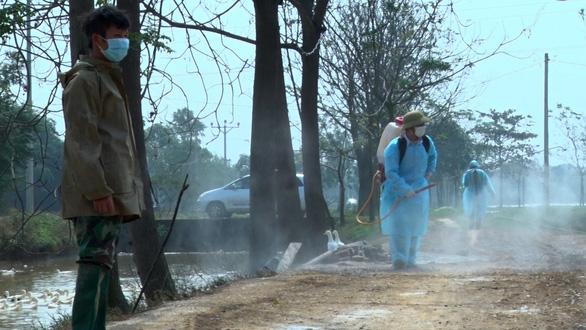 Cả nước có 10 ổ dịch cúm gia cầm A/H5N6 tại 5 địa phương - Ảnh 1.