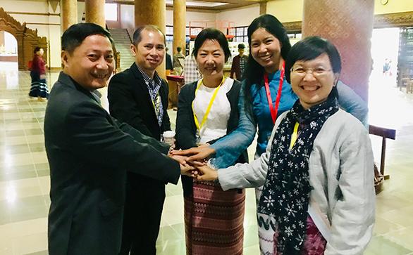 Giảng viên Duy Tân báo cáo tại hội thảo về bảo tồn di sản văn hóa quốc tế - Ảnh 2.