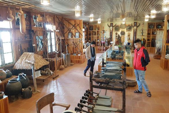 Bảo tàng Churu ở nhà thờ Ka Đơn - Ảnh 1.