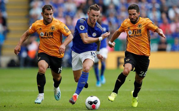 Vòng 26 Giải ngoại hạng Anh (Premier League): Sói - Cáo đại chiến cho top 4 - Ảnh 1.