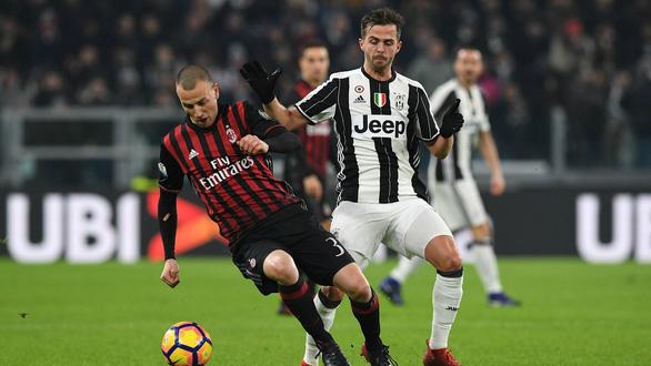 Juventus - AC Milan: Những gã khổng lồ trong đêm tối - Ảnh 1.
